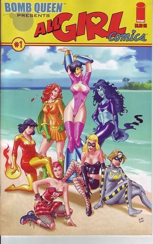 All Girl Comics