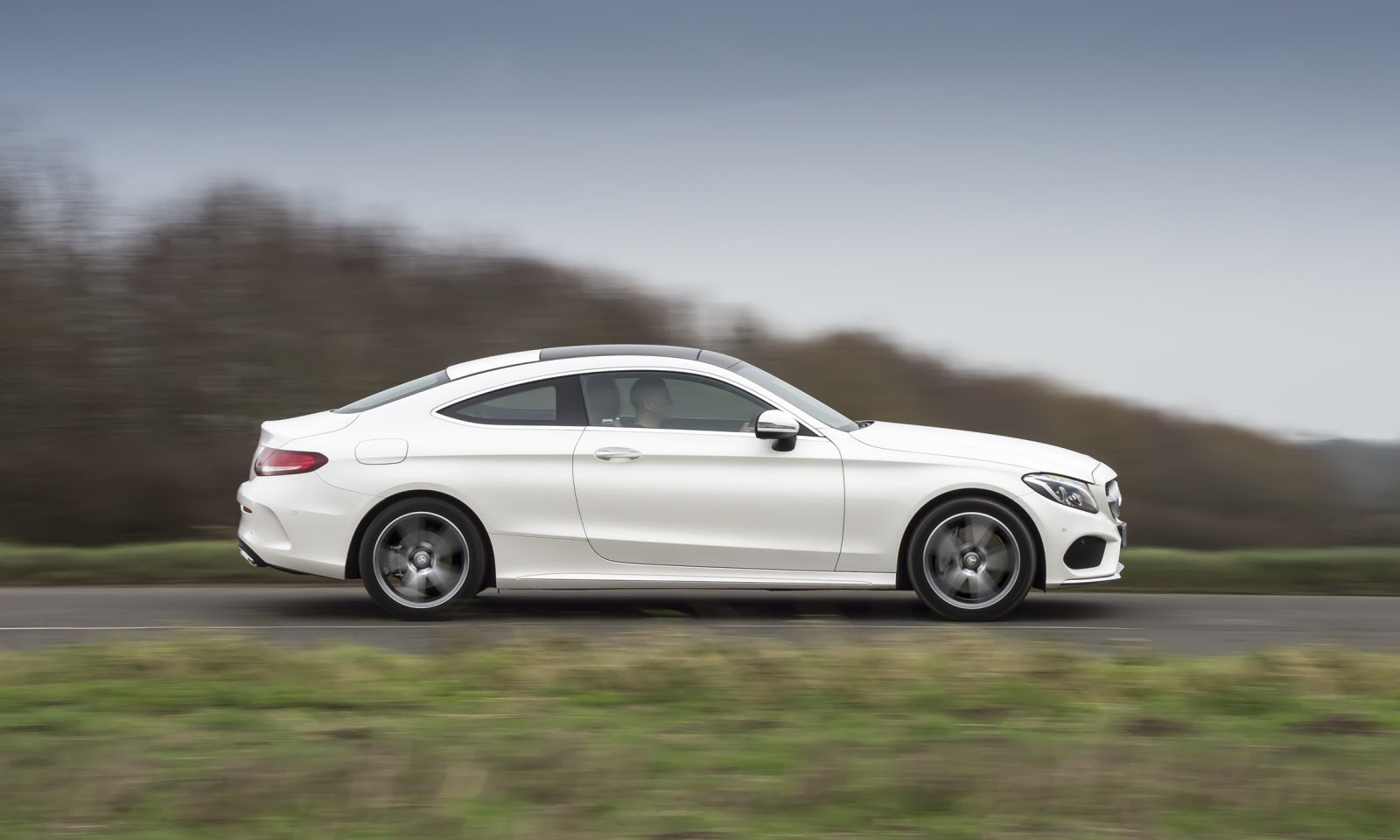 2017 Mercedes-Benz C-Class Coupe - Posh AMG Sport Style ...