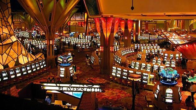 Slot machines at mohegan sun