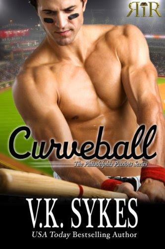 Curveball (The Philadelphia Patriots) by V.K. Sykes