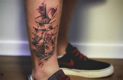 ideen und bilder zum thema aquarell tattoo und