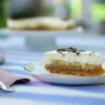 Hairy Bikers banoffee pie seventies style dessert recipe ...