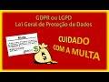 Plugin WP GDPR PRO - LGPD proteja seu site de ser multado