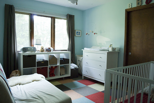 The Boy's Room July 2011