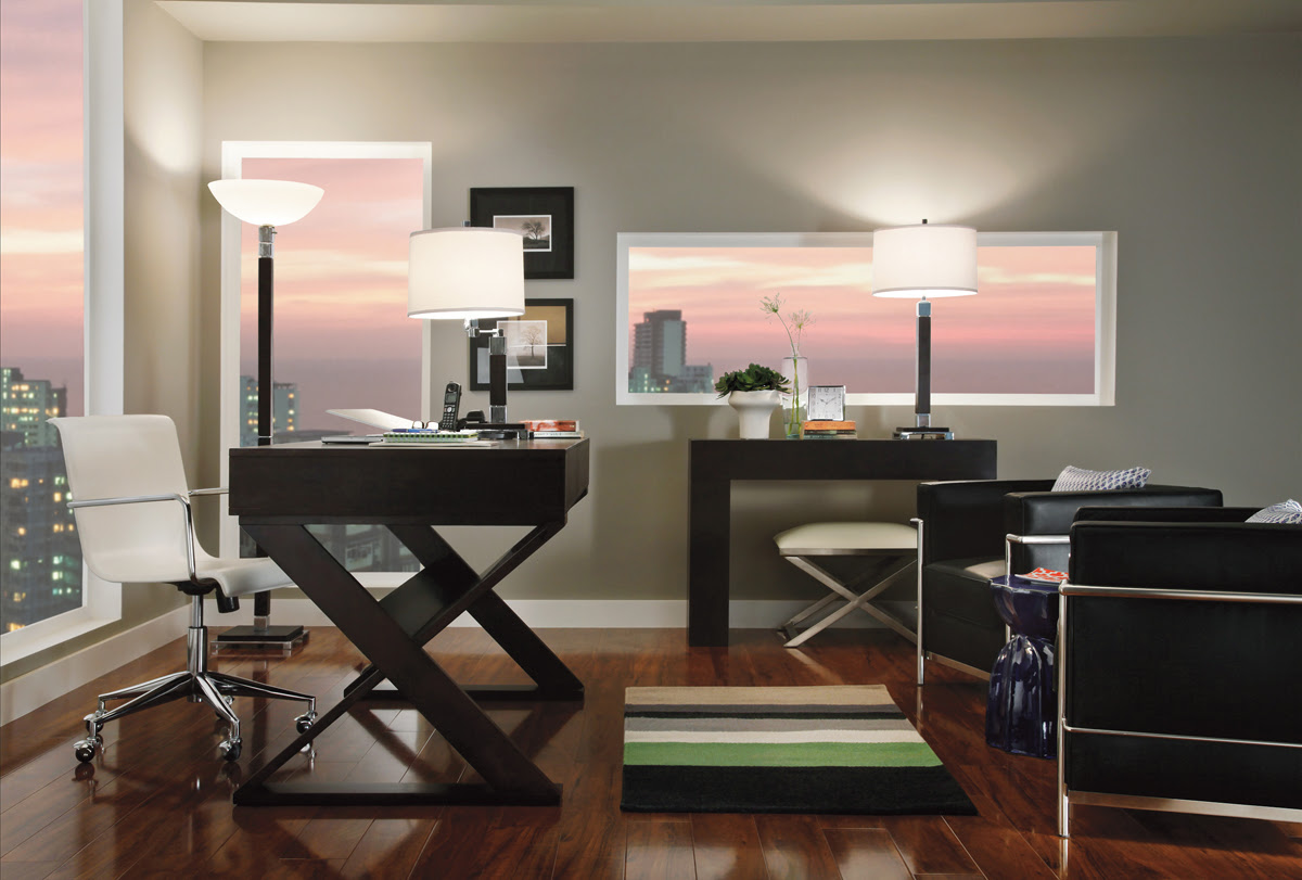 Workspace Lighting Done Right - Louie Lighting Blog