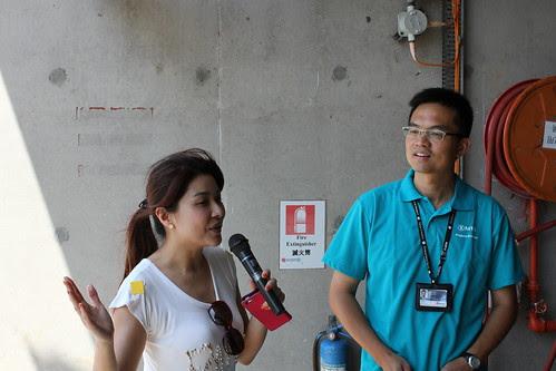 2013港鐵西港島線blogger event
