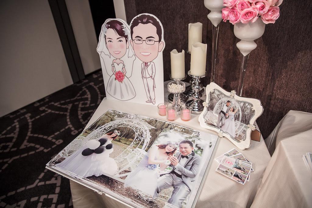 台北晶華婚攝101