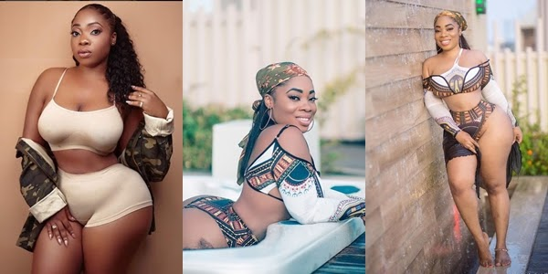 """[BangHitz] """"I ONLY HAVE S3X WITH GUYS WHO CAN TAKE CARE OF MY BILLS"""" – CURVY GHANIAN ACTRESS, MOESHA BODUONG REVEALS."""