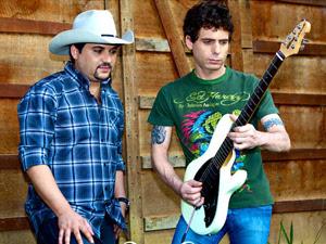 A dupla Edson e Hudson (Foto: Divulgação)