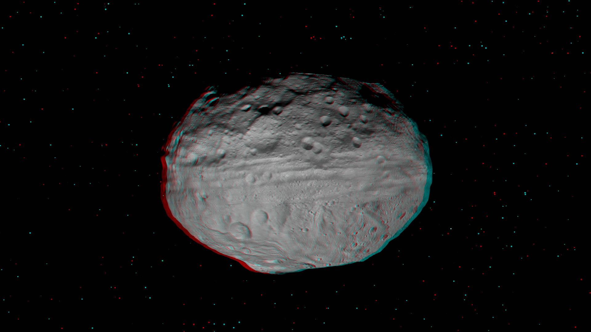 Asteroid DA 14