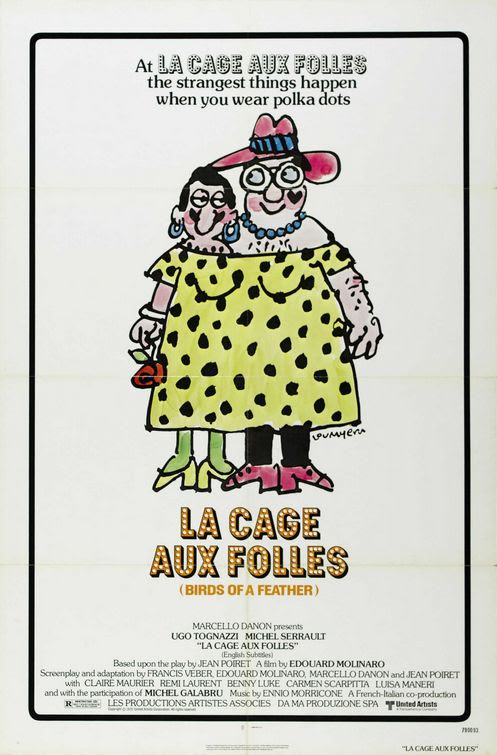 La Cage aux Folles Movie Poster