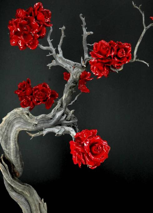 flowering tree will emote a feeling of fantasy from your wedding guests