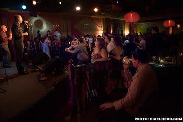Toronto jazz club