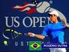 Rogerinho para em norte-americano na 2ª rodada de simples do Us Open