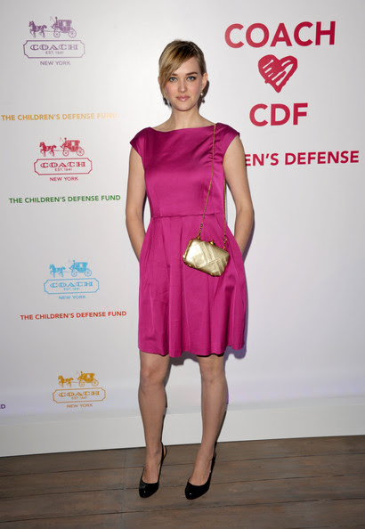 Jess Weixler - Coach Hosts An Evening of Cocktails and Shopping To Benefit The Children's Defense Fund - Red Carpet