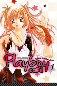Couverture Playboy Café, tome 1
