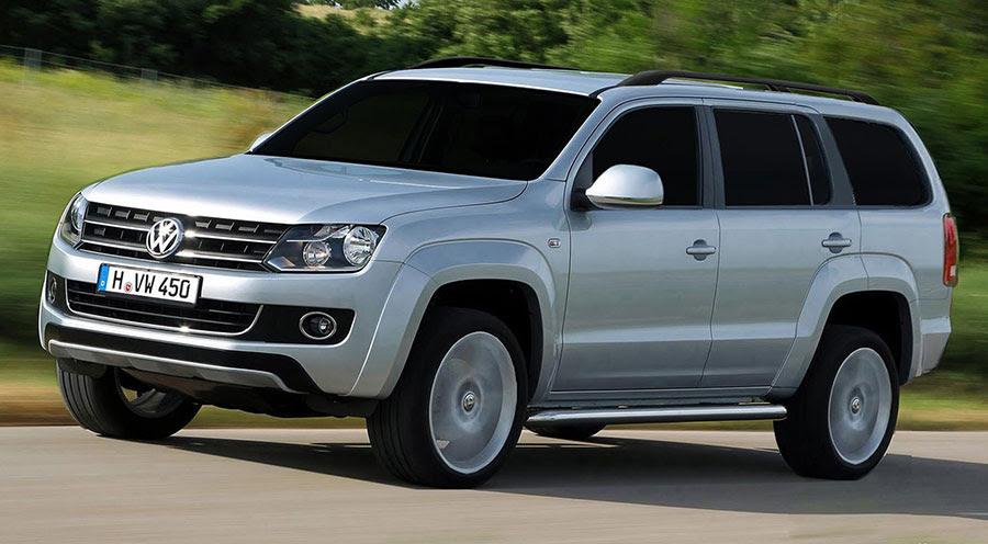 Qué se dijo en el lanzamiento de Nueva Volkswagen Amarok