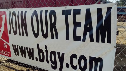 Big Y starting to hire