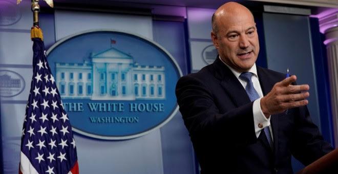 Gary Cohn, el principal asesor económico de Trump. REUTERS/Yuri Gripas
