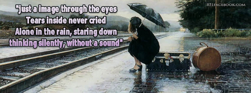 Quotes About Lonely Rain 29 Quotes