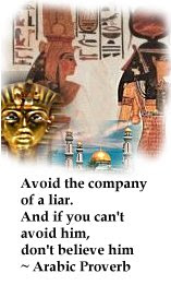 Golden Proverbs Egyptian Quotes