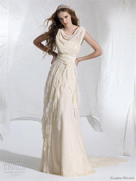Raimon Bundó Wedding Dresses 2011   Wedding Inspirasi