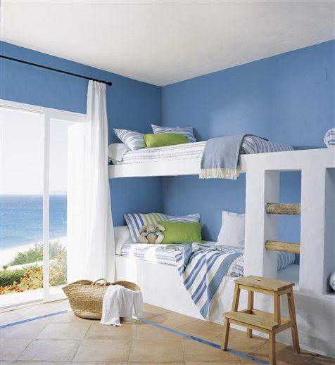 El dormitorio de los pequeños