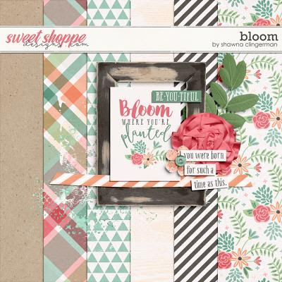 Bloom by Shawna Clingerman