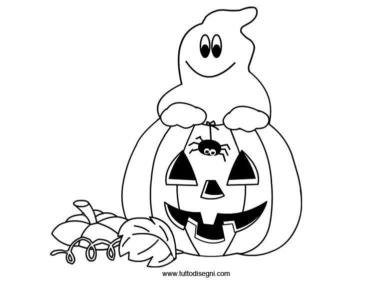 Disegni Di Halloween Migliori Pagine Da Colorare