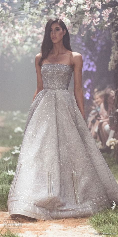 Paolo Sebastian Spring 2018 Couture Collection ? ?Once