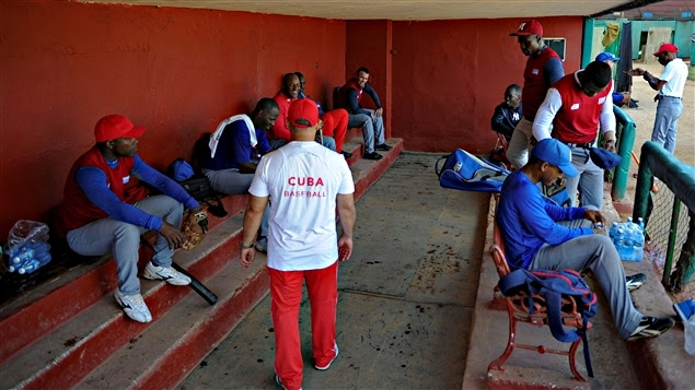 Le baseball cubain espère profiter d'une réconciliation avec les Étas-Unis