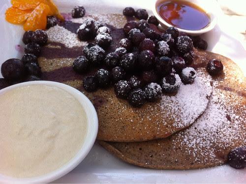 breakfast #1: pancakes