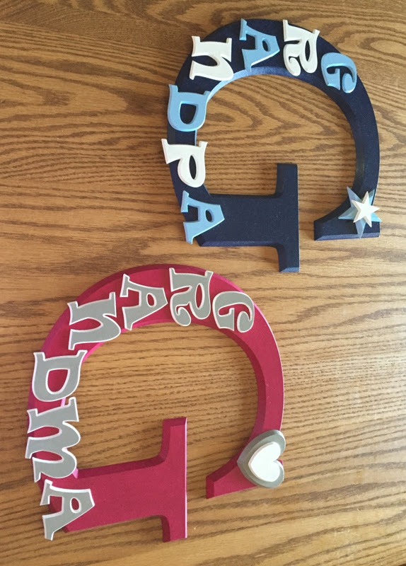 Photo Galleries Of Our Name Signs And Wooden Letters