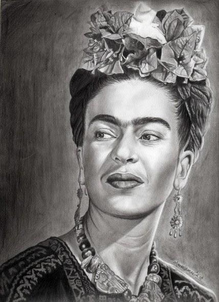 Paulina Negrete Marin Obra Frida Kahlo