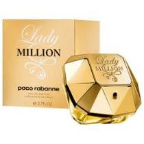 Paco Rabanne Lady Million - Perfume Feminino Eau de Parfum 50 ml