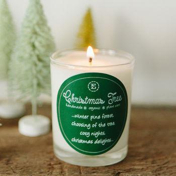 Christmas Scent Christmas Tree Candle
