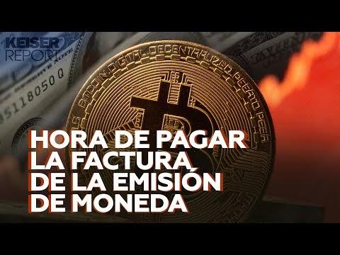 Hora de pagar la factura de la emisión de moneda | Keiser Report en espa...