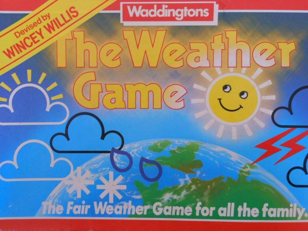 The Weather Game