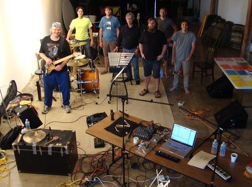 Aaron Butler & nobrow.music.collective @ minicine? Shreveport by trudeau