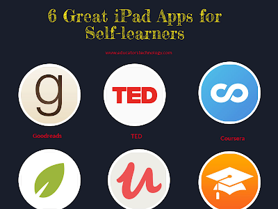 6 Great iPad Apps for Self-learners