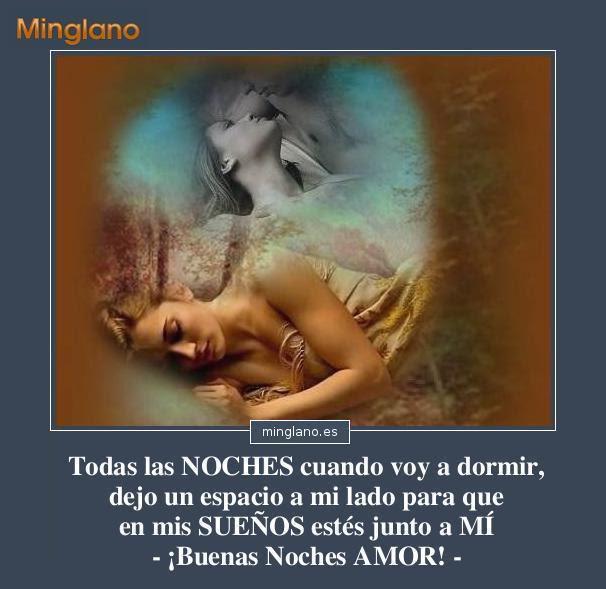 Frases De Amor De Buenas Noches Con Imagenes