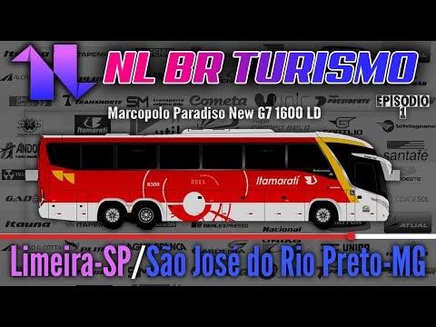 Expresso Itamarati | Limeira-SP | São José do Rio Preto-SP
