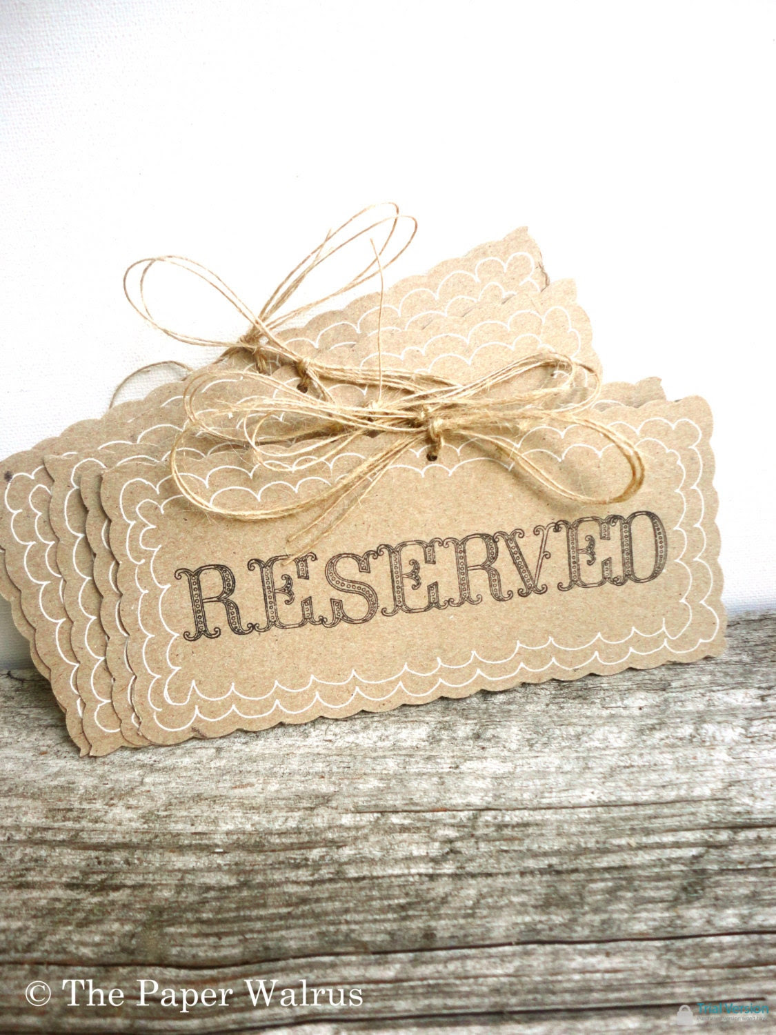 Wedding Reserved & – reserved rustic Weddings Handmade  signs Rustic  Signs  – Reusable