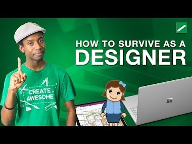 How to Survive Your Graphic Design Job: 5 Tips for In House Designers