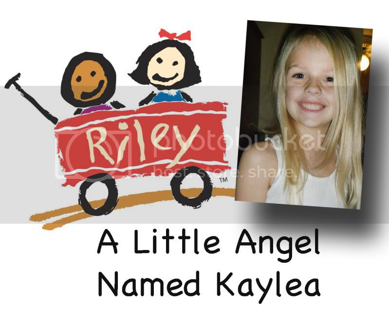 a little angel named Kaylea