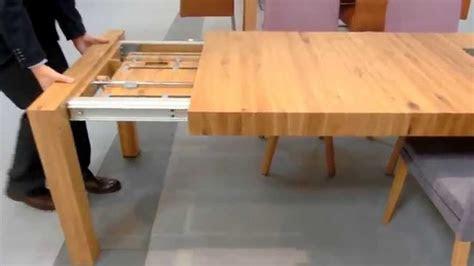 esstisch ausziehbar selber bauen schoen esstisch ausziehbar