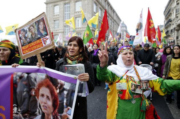 Η MIT πίσω από τις δολοφονίες των τριών γυναικών του PKK στο Παρίσι