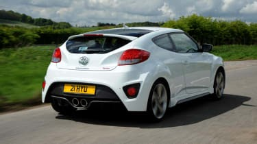 Hyundai Veloster - Hyundai Veloster 1 6 Turbo Fahrbericht Auto / Actual mileage may vary with options, driving conditions, driving habits and vehicle's condition.