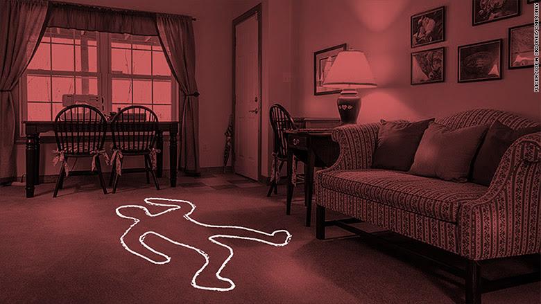 murder home