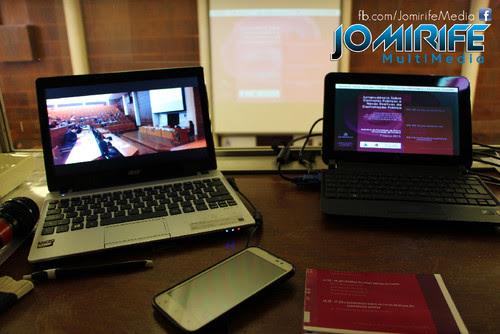 Audiovisual, fotografia, gravação e produção de vídeo de um evento [en] Audio-visual, photography, recording and production of the video of an event